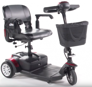 Drive Medical Spitfire EX 1320 3-Wheel Scooter