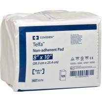 TELFA Ouchless 3279 | 8 x 10 Inch Non Adherent Pad by Covidien
