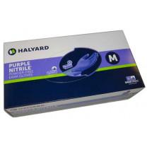 Halyard Purple Nitrile