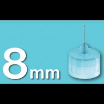 8 mm Unifine Pentip Needle