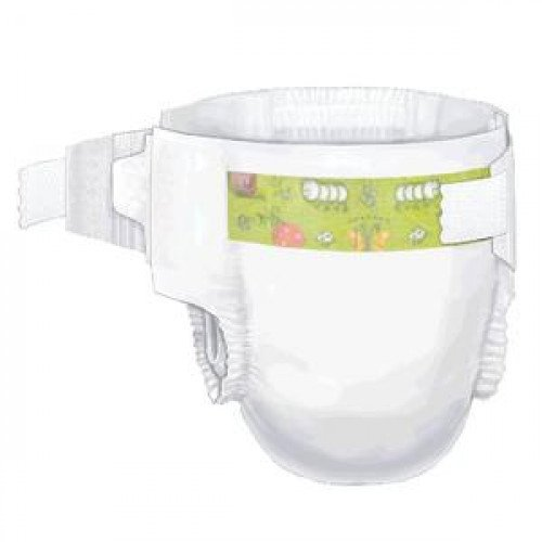 CURITY ULTRA FITS Baby Diaper