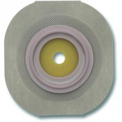 Flextend Convex Skin Barrier with Floating Flange and Tape