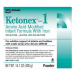 Ketonex Amino Acid Modified Infant Formula Label