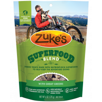 Supers All Natural Nutritious Soft Superfood Dog Treats Tasty Greens