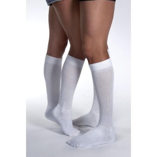 Jobst ActiveWear Athletic Firm Compression Socks Knee High 30-40 mmHg