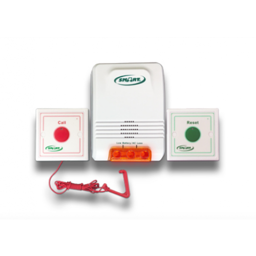 Smart Caregiver Call Button and Light System