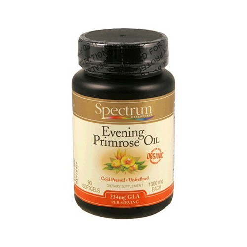 Spectrum Essentials Organic Evening Primrose Oil