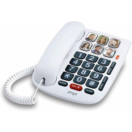 SMPL Photo Phone for Seniors