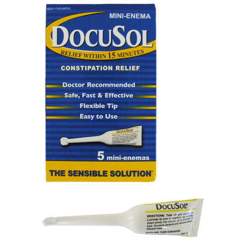 DocuSol Stool Softener