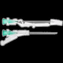 SafetyGLide Shielding Hypodermic Needles