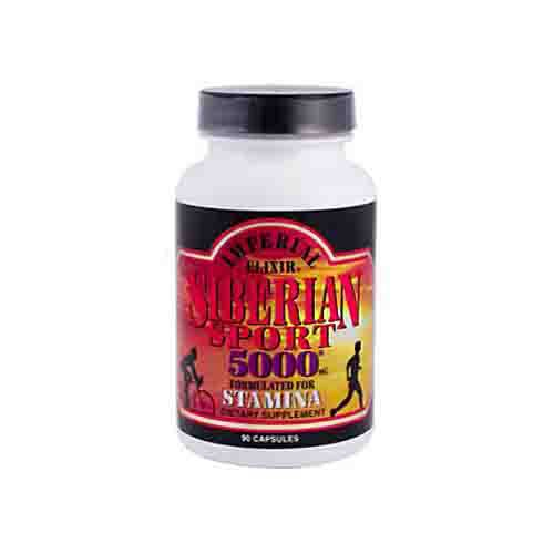 Siberian Sport 5000 Energy Supplement