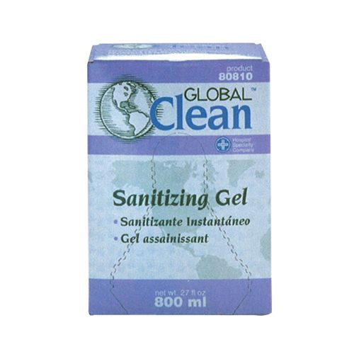 Global Clean Hand Sanitizing Gel