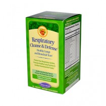 Nature's Secret Respiratory Cleanse and Defense