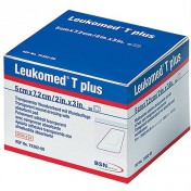 Leukomed T Plus Post-Op Dressing 7238200 | 2 x 3 Inch by BSN