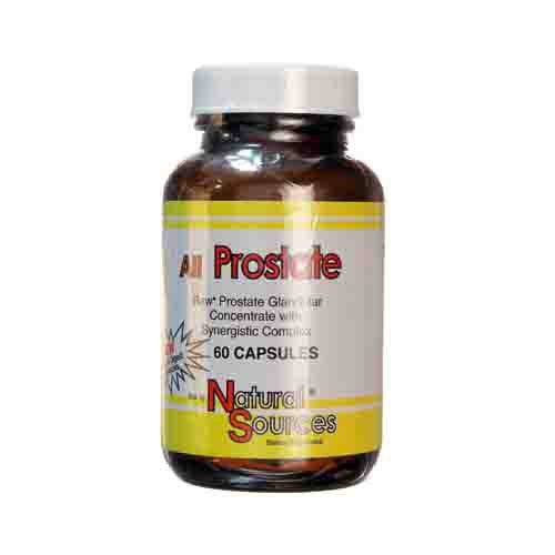 All Prostate Glandulars Dietary Supplement