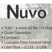 Nuvo Lite Mark 5 Oxygen Concentrator Features