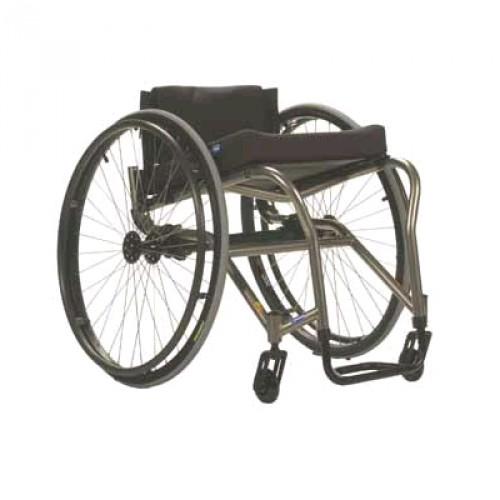 A4 Titanium Wheelchair