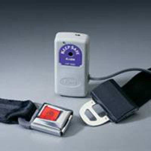 Posey KeepSafe Fall Prevention Monitor Alarm System with Chair Belt Sensor 8340