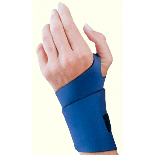 Safe-T-Sport Neoprene Wrist Support