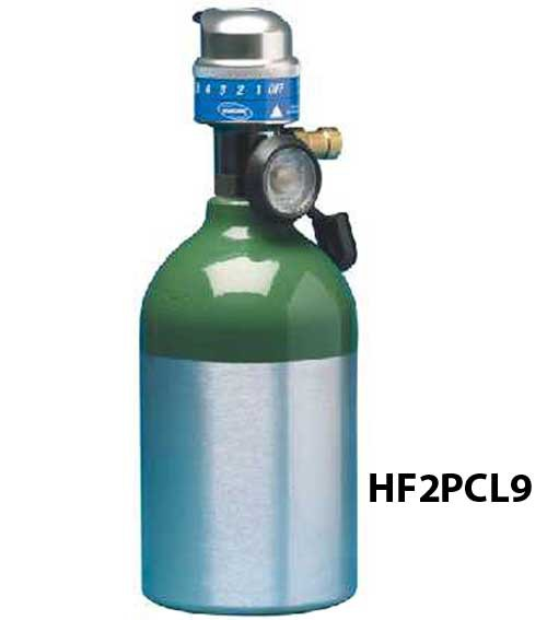 Invacare HomeFill Integrated Conserver Cylinders
