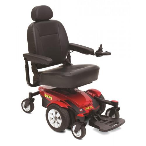 Jazzy Select 6 Power Wheelchair | FDA Class II Medical Device*