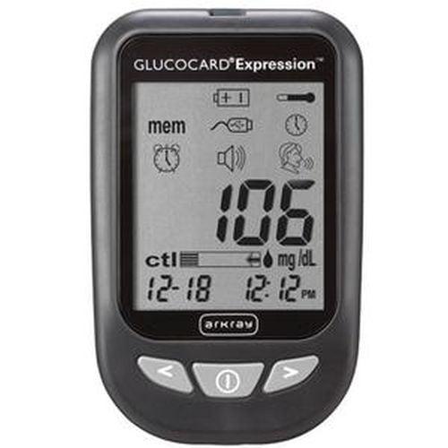 GLUCOCARD Expression Meter