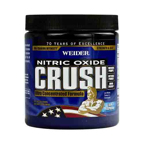 Crush Pre Workout Energy Supplement
