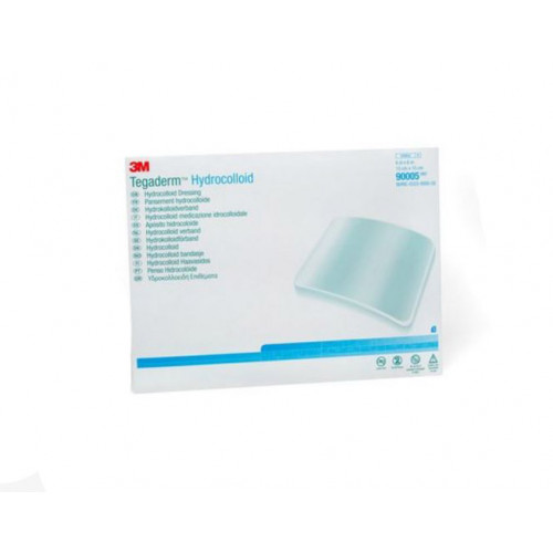 Tegaderm Hydrocolloid 90005 | Square - 6 x 6 Inch by 3M