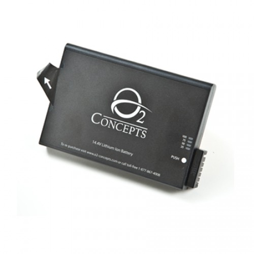 Rechargeable Batteries for Oxlife Independence Portable Oxygen Concentrator