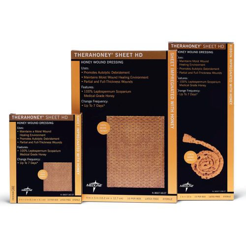 TheraHoney Sheet HD Honey Wound Dressing