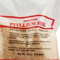 Health Plus Pure Psyllium Husk Digestive and Colon Health Supplement