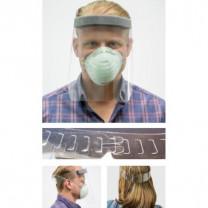 Tech Styles EZ Fit Splash Face Shield (11000-SMC)