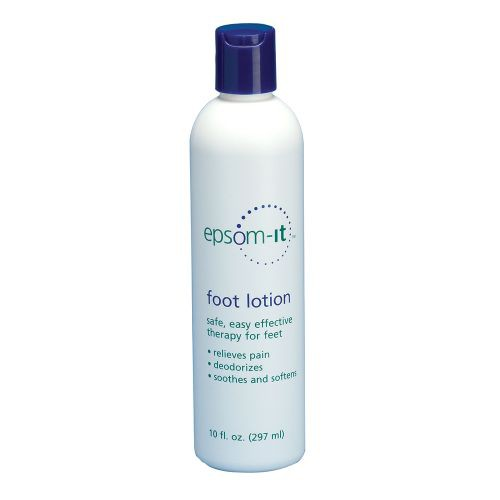 Epsom-It Foot Lotion