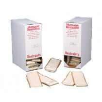 Humane Restraints Disposable Fleece Liners