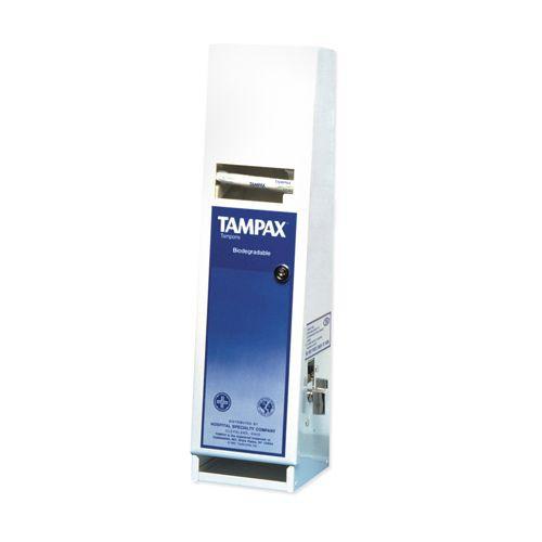 Tampax Vending Machine