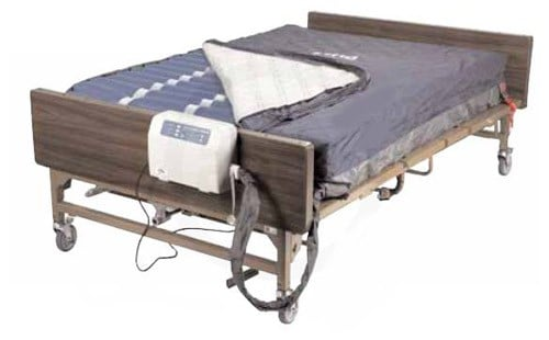 Med Aire Plus Bariatric Alternating Pressure Low Air Loss