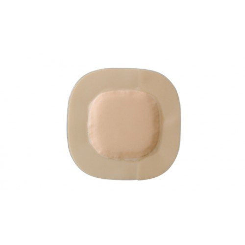 Biatain Hydrocapillary Super Adhesive 46100 | 4 x 4 Inch by Coloplast