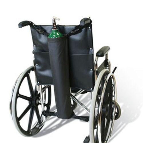 Oxygen Holder for Wheelchairs