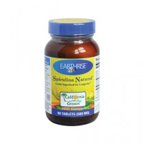 Earthrise Spirulina 500 mg Dietary Supplement