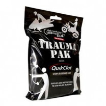 QuikClot Adventure Medical Kit Trauma Pak