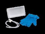 Argyle Suction Catheter Trays with Chimney Valve