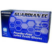 GUARDIAN EC Latex Exam Gloves Powder Free - NonSterile