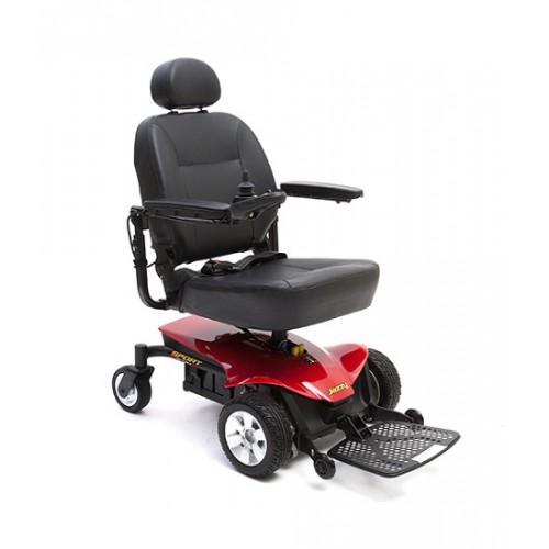 Jazzy Sport Portable Wheelchair