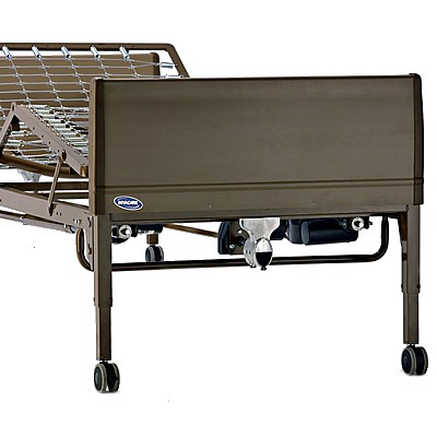 Invacare Full Electric Hospital Bed 5410ivc
