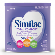 Similac Total Comfort Infant Formula with Iron and OptiGRO
