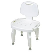Bath Safe Adjustable Shower Seat
