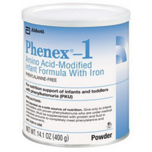 Phenex 1 Amino Acid-Modified Infant Formula w/ Iron