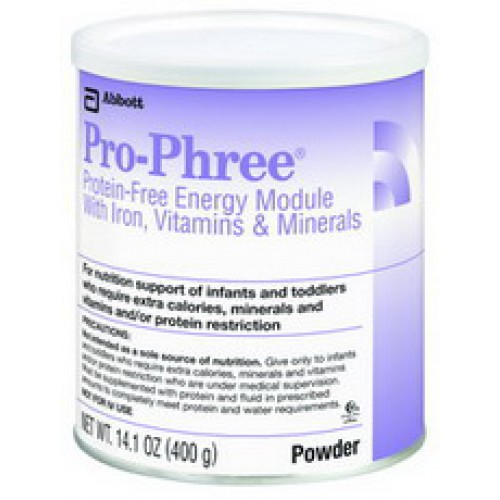 Pro-Phree Protein Free Energy Supplement