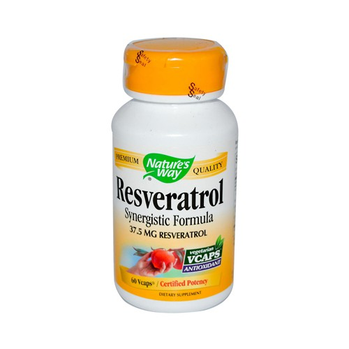 Natures Way Resveratrol
