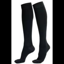 MICROFIBERLINE Women's Compression Socks Knee High CLOSED TOE 20-30 mmHg